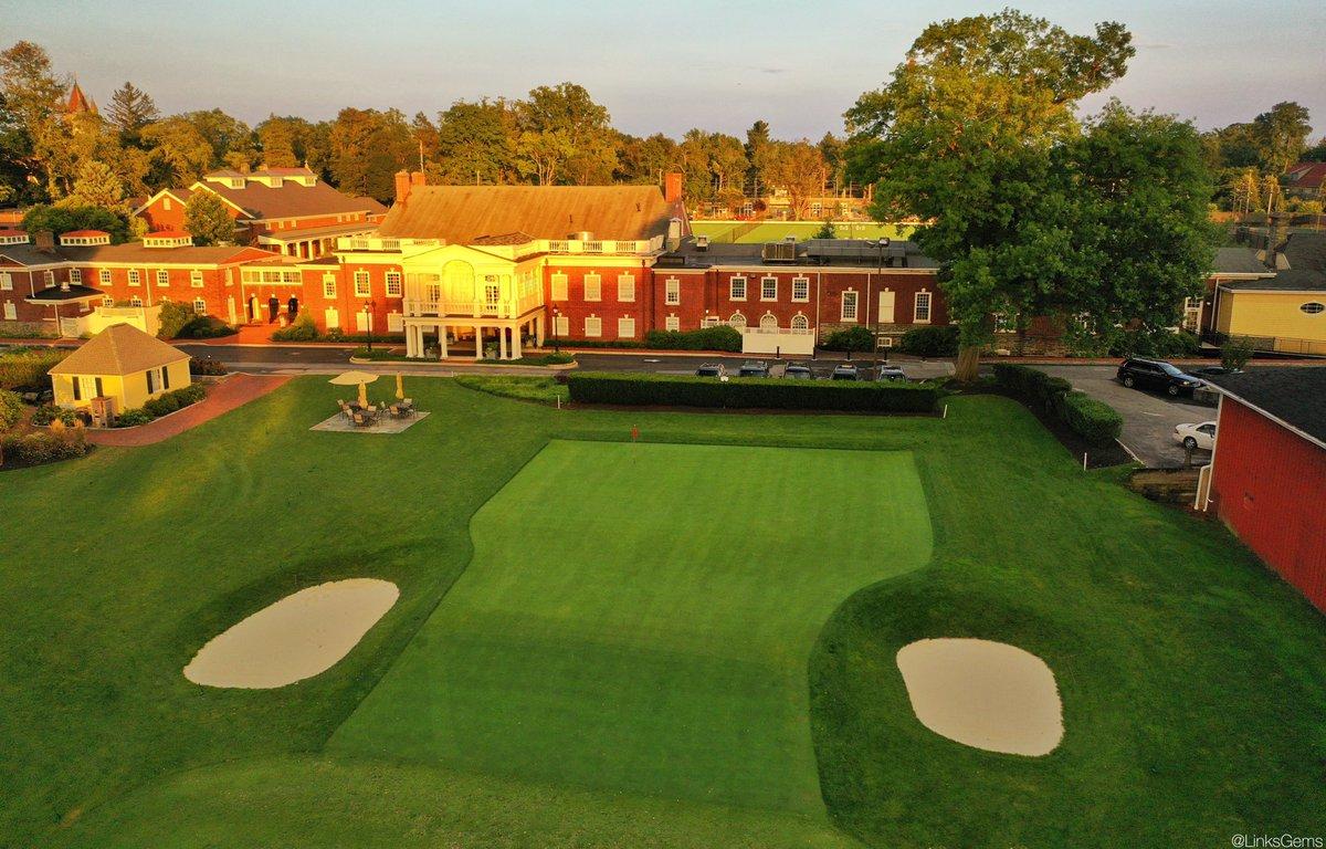 Golf course in Philadelphia