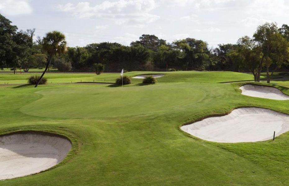 Miami golf course