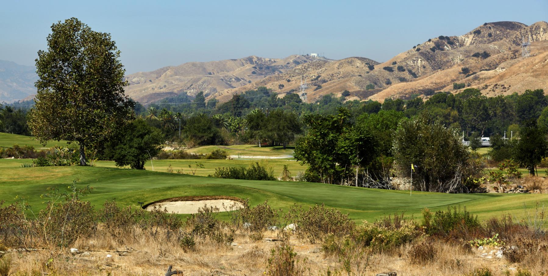 Los Angeles golf course